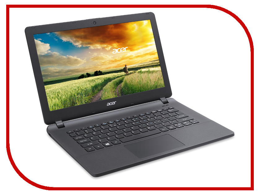 Ноутбук Acer Aspire ES1-331-P1FQ NX.MZUER.010 Intel Pentium N3710 1.6 GHz/4096Mb/500Gb/No ODD/Intel HD Graphics/Wi-Fi/Bluetooth/Cam/13.3/1366x768/Windows 10 64-bit<br>