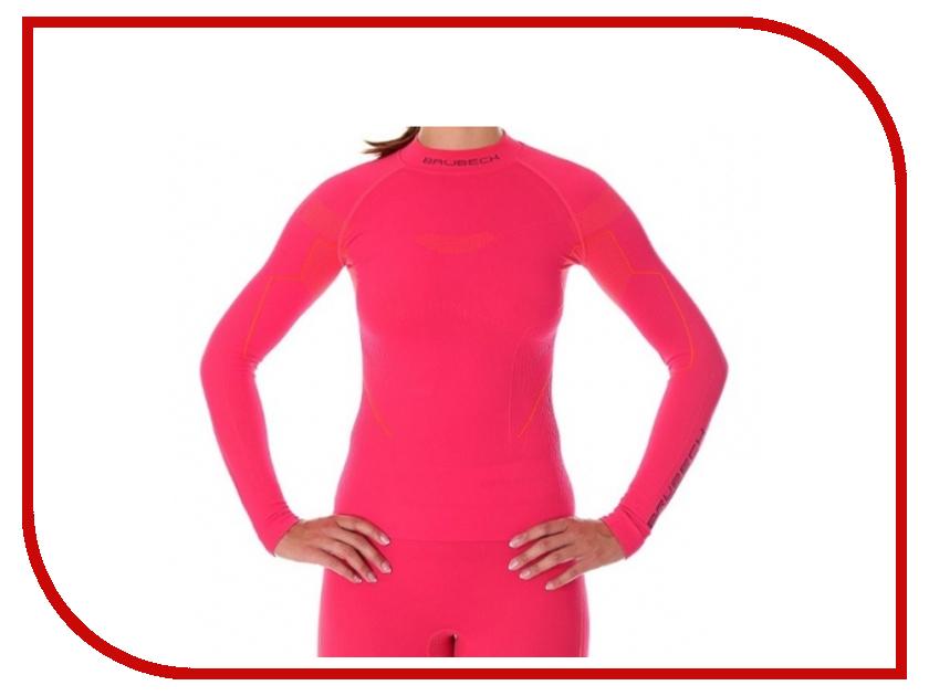 цена Рубашка Brubeck Nilit Heat Crimson XL женская онлайн в 2017 году
