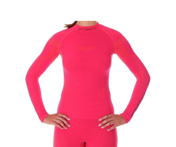 Рубашка Brubeck Nilit Heat Crimson XL женская цена