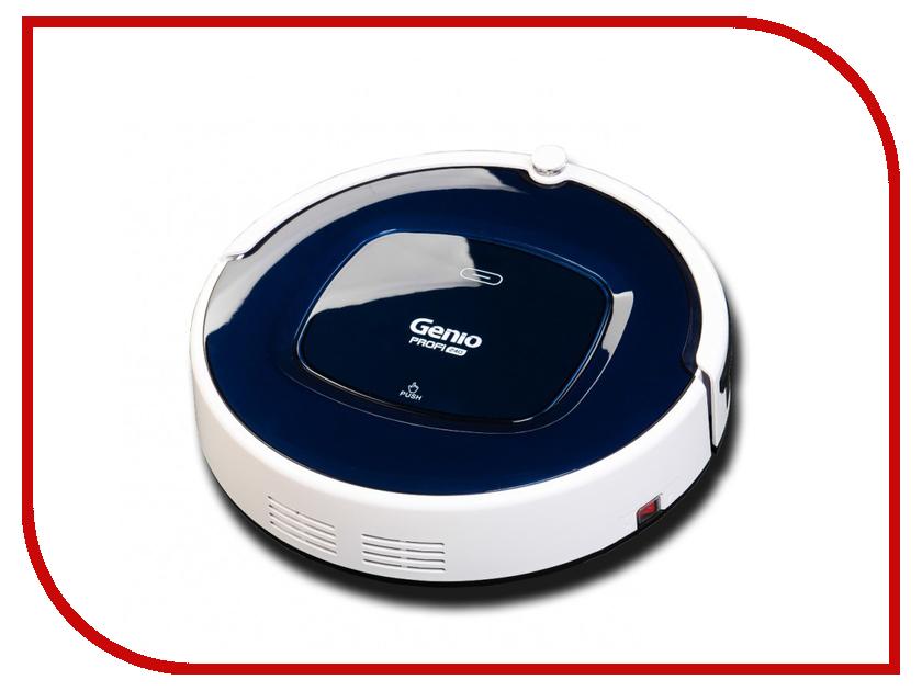 Пылесос-робот Genio Profi 240 Blue теплый пол теплолюкс profi profiroll 240