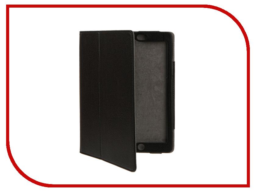 Аксессуар Чехол Samsung Galaxy Tab A 9.7 IT Baggage иск.кожа Black ITSSGTA9705-1