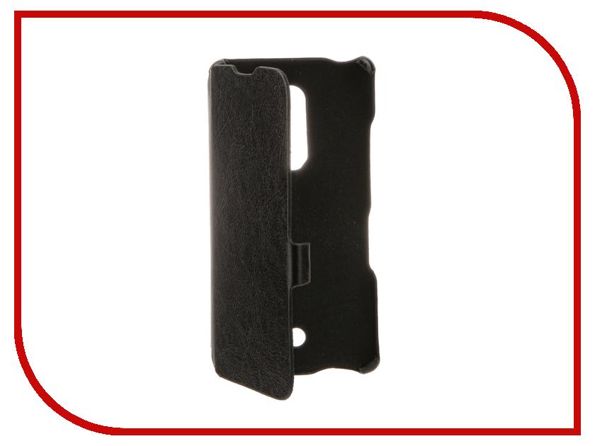 Аксессуар Чехол BQ BQS-5050 Strike Selfie Cojess Ultra Slim Book Экокожа флотер Black