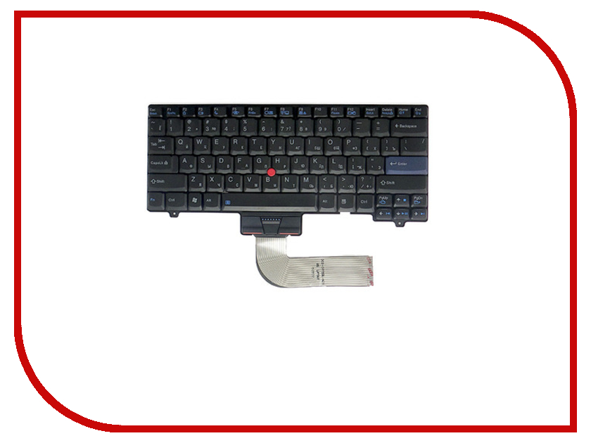 Клавиатура TopON TOP-100450 для Lenovo IBM Thinkpad SL300/SL400/SL500 Black new keyboard for lenovo thinkpad sl500 us layout