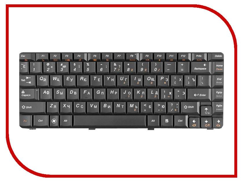 Клавиатура TopON TOP-90692 для Lenovo IdeaPad 3000/G460/G465 Series Black<br>