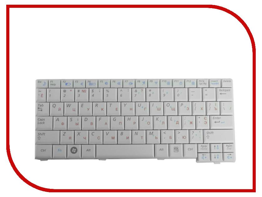цена Клавиатура TopON TOP-85039 для Samsung NC10/N110/N130 Series White онлайн в 2017 году