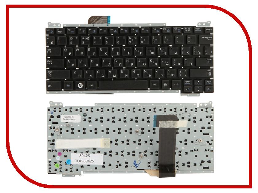 Клавиатура TopON TOP-89425 для Samsung NC110 Series Black<br>