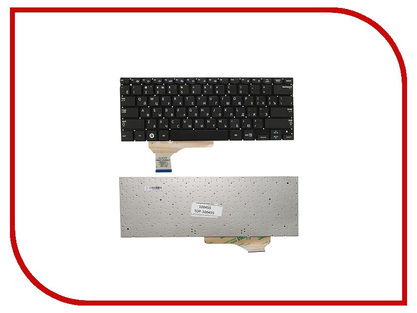Клавиатура TopON TOP-100455 для Samsung NP530U3B/NP530U3C Black<br>