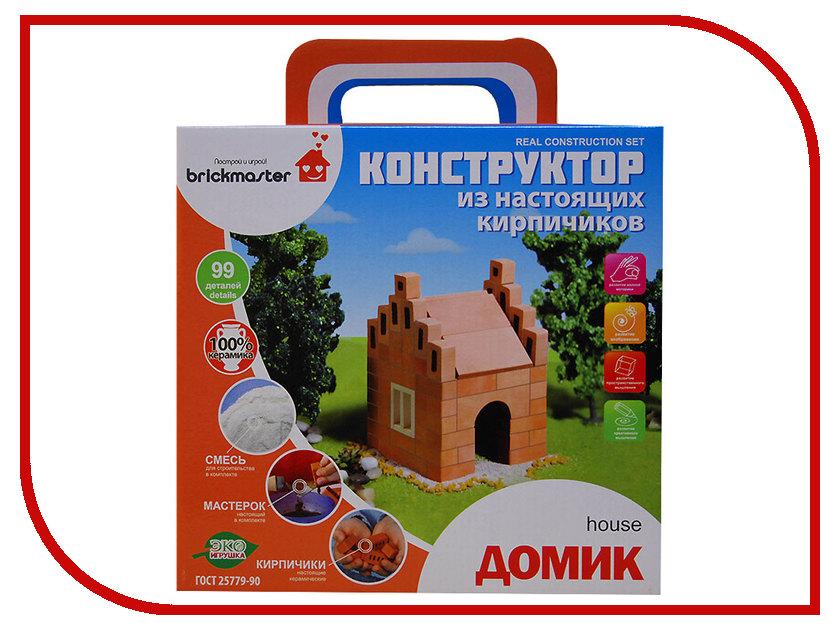 Конструктор Brickmaster Домик 302 99 деталей
