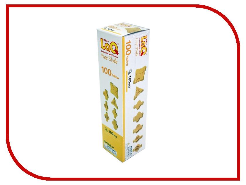 Игрушка Конструктор LAQ Free Style 100 Yellow<br>