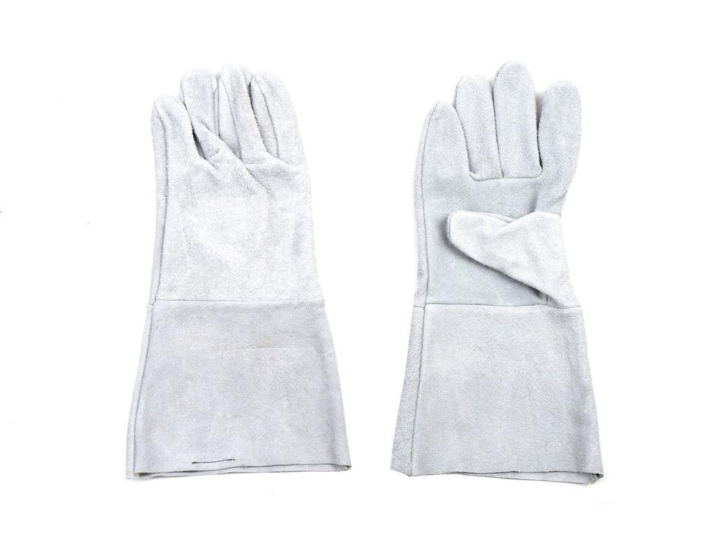 Краги сварщика Elitech 0606.016200 Grey
