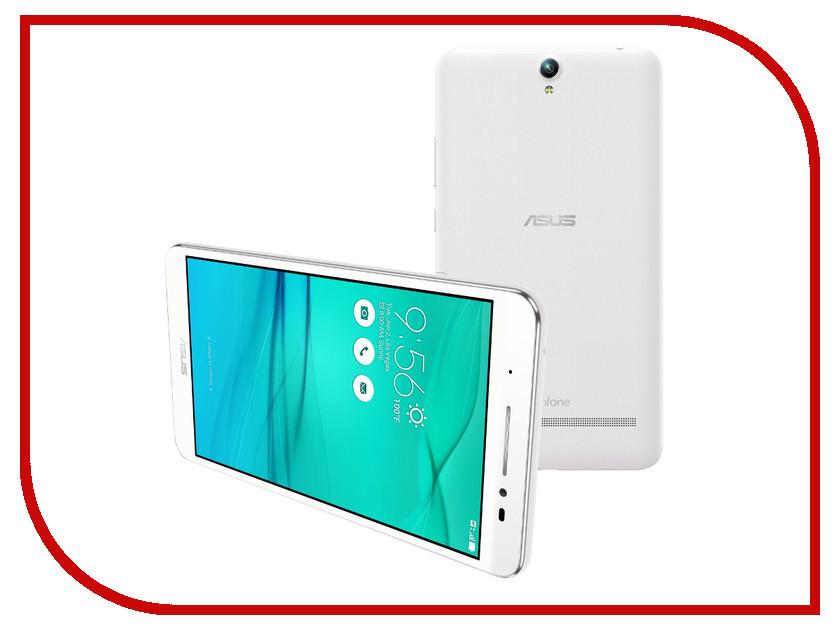 Сотовый телефон ASUS ZenFone Go ZB690KG 8Gb White сотовый телефон asus zenfone live zb553kl 16gb pink