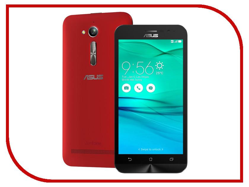 Сотовый телефон ASUS ZenFone Go ZB500KG 8Gb Red<br>