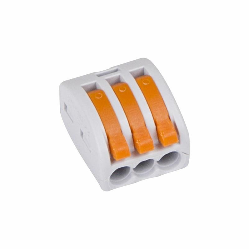 Универсальная клемма ProConnect 3-x проводная многоразовая 07-5253-4-9 (3 штуки)