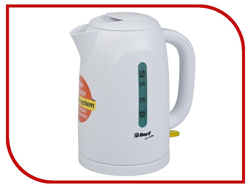 Чайник Bort BWK-2218P bort bwk 2017m l чайник электрический