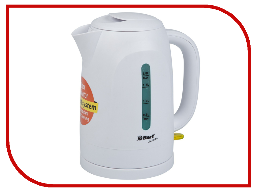 Чайник Bort BWK-2218P чайник bort bwk 2017p