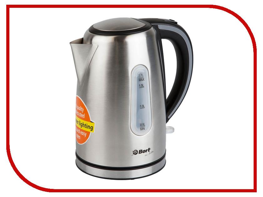 Чайник Bort BWK-2117M чайник электрический bort bwk 2218p