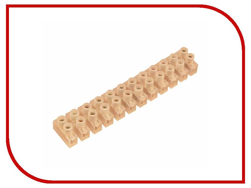 Аксессуар Колодка клеммная ProConnect KB-6 6A 6mm 07-5006-9