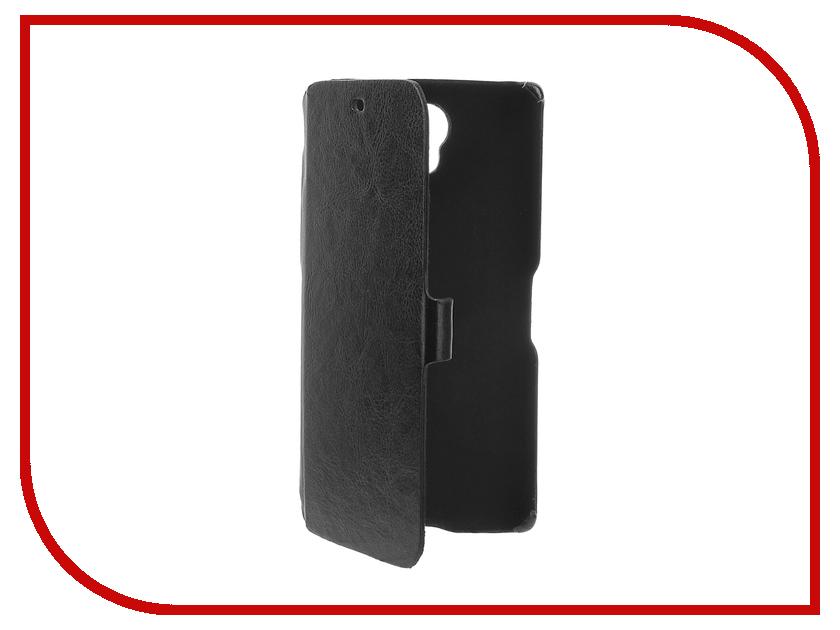 Аксессуар Чехол BQ BQS-5502 Hammer Cojess Ultra Slim Book Экокожа флотер Black