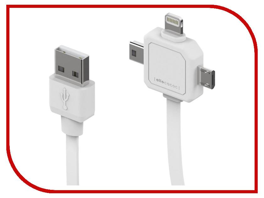 Аксессуар Allocacoc PowerUSB Cable 9002/UC80CN<br>