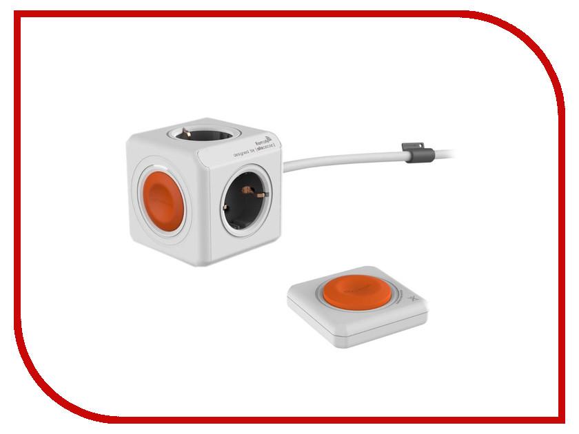 Удлинитель Allocacoc Extended Remote 1.5m 1512/EUEXRM allocacoc 9101 pb4seu power bar 4 sockets