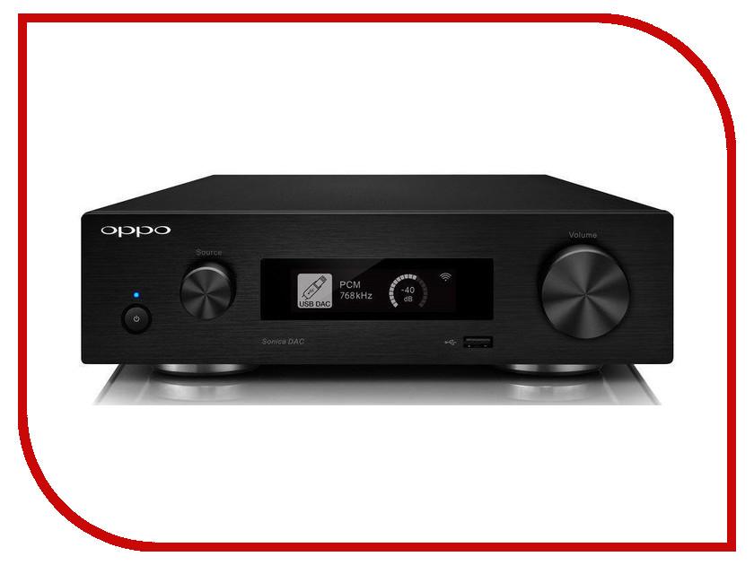 Сетевой аудио проигрыватель OPPO Sonica DAC dac hf8bmc
