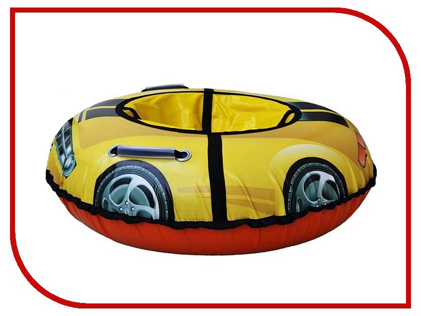 Тюбинг RT Машинка Camaro 105см Yellow