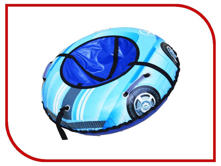 Тюбинг RT Машинка 105см Blue<br>