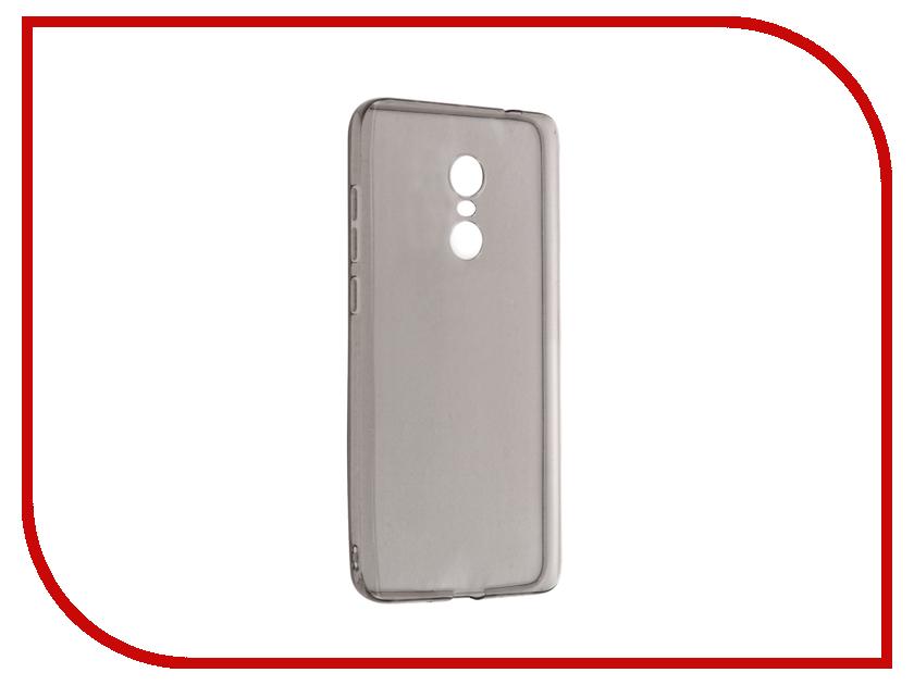 Аксессуар Чехол Xiaomi Redmi Note 4 Cojess TPU 0.3mm Grey глянцевый<br>