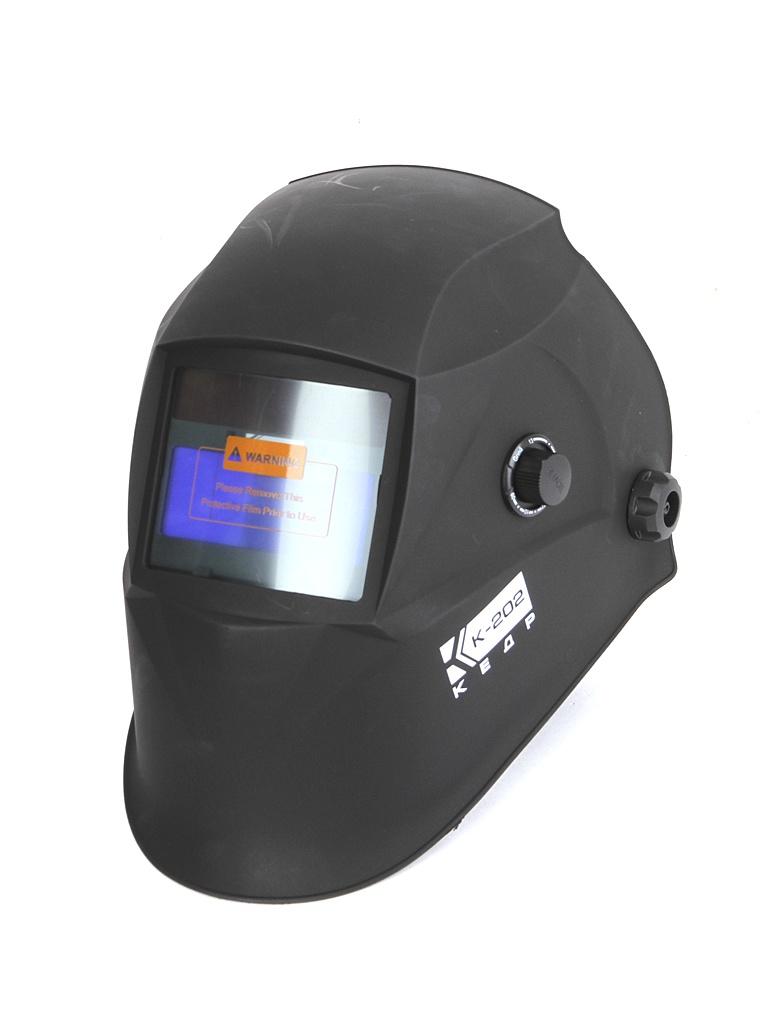 Маска сварщика Кедр К-202 Black 8004486