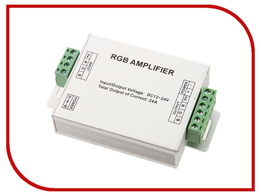 Контроллер SWGroup Усилитель RGB 24A White