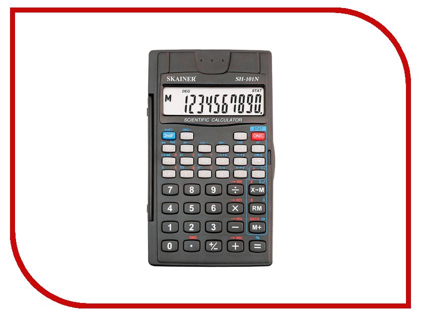 Калькулятор Skainer SH-101N калькулятор skainer sk 900l