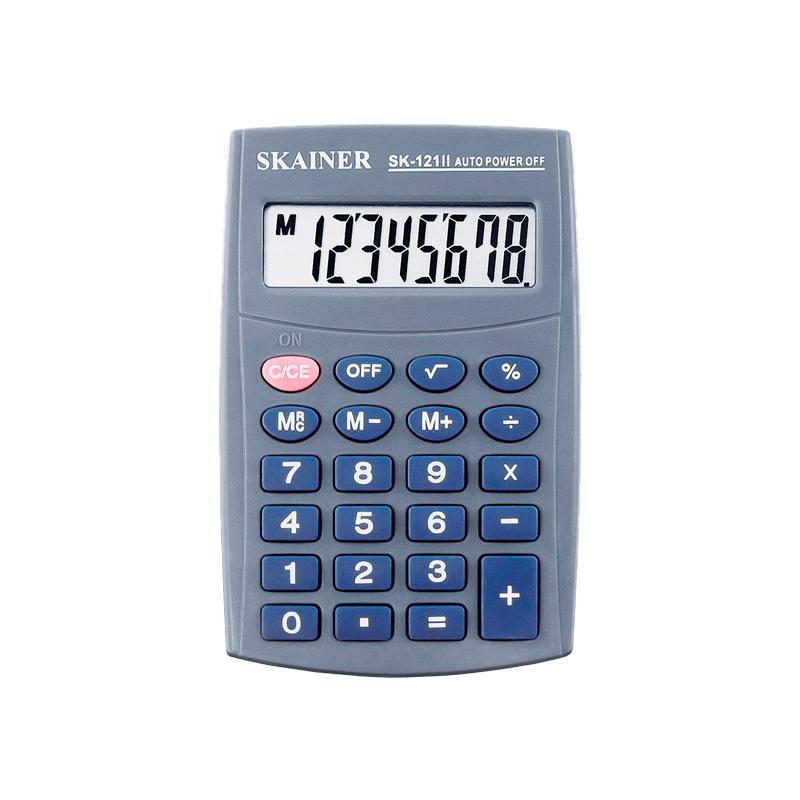 Калькулятор Skainer SK-121II