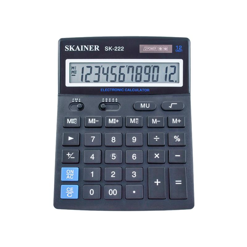 Калькулятор Skainer SK-222 косметика sk ii купить в москве