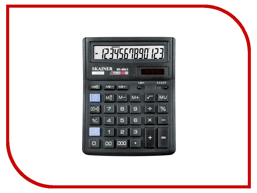 Калькулятор Skainer SK-484II