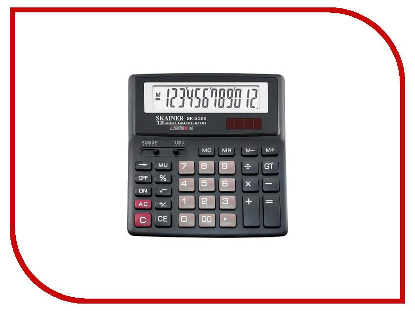 Калькулятор Skainer SK-502II