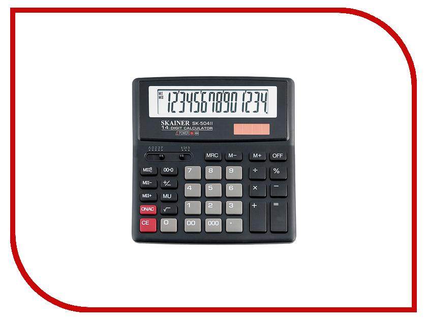 Калькулятор Skainer SK-504II обои виниловые на бумажной основе 10 05х0 53м