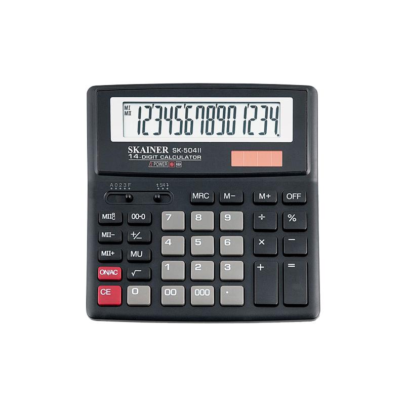 Калькулятор Skainer SK-504II