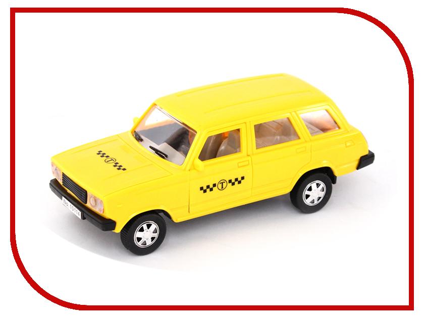 Игрушка Авто по-Русски ТАКСИ 10904АПР<br>