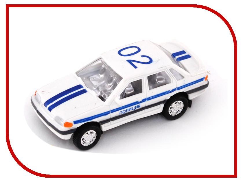 Игрушка Авто по-Русски ПОЛИЦИЯ 11007АПР