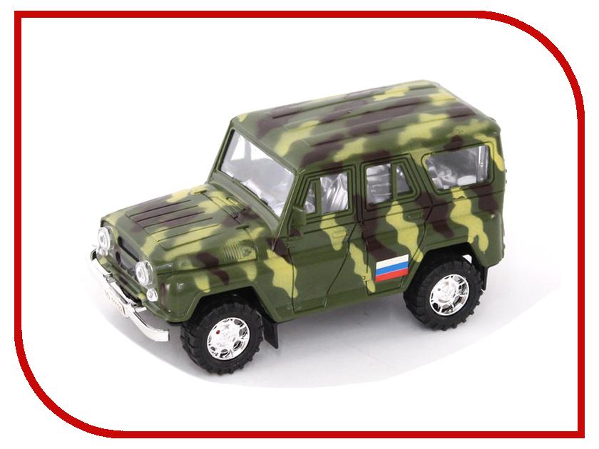 Игрушка Авто по-Русски Джип ВДВ 11101АПР