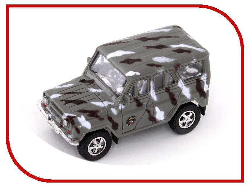 Игрушка Авто по-Русски ОМОН 11105АПР
