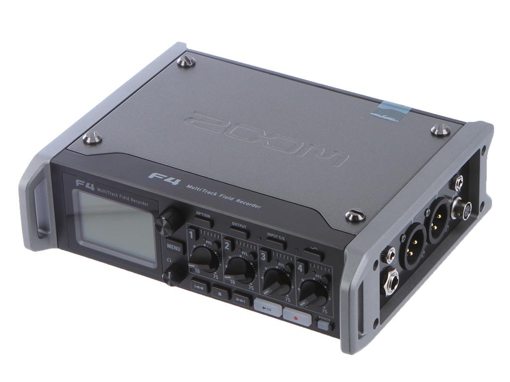 Аудиорекордер Zoom F4 аудиорекордер zoom f8