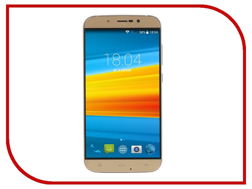 Сотовый телефон DEXP Ixion ES255 Fire Gold сотовый телефон dexp larus e7 black
