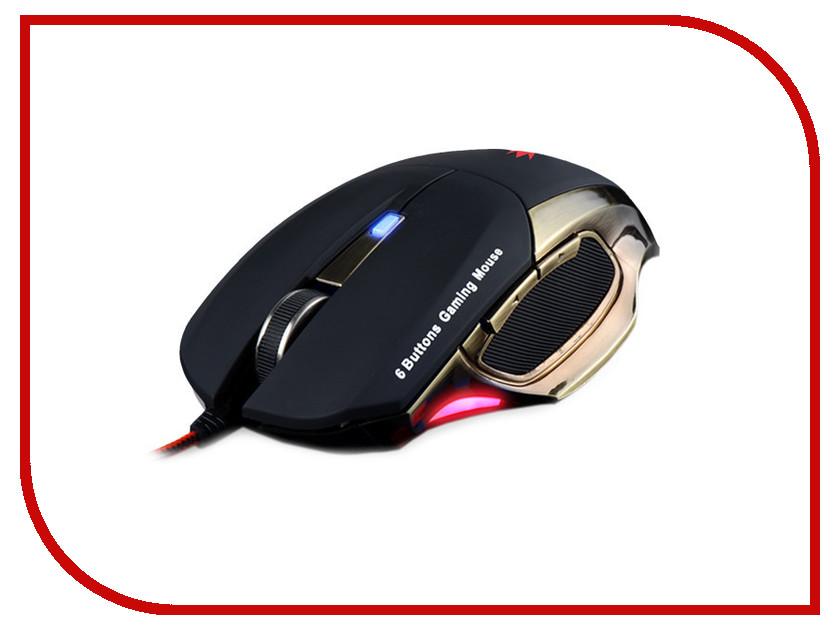Мышь Crown Gaming CMXG-604 USB мышь проводная crown cmxg 606 синий чёрный usb
