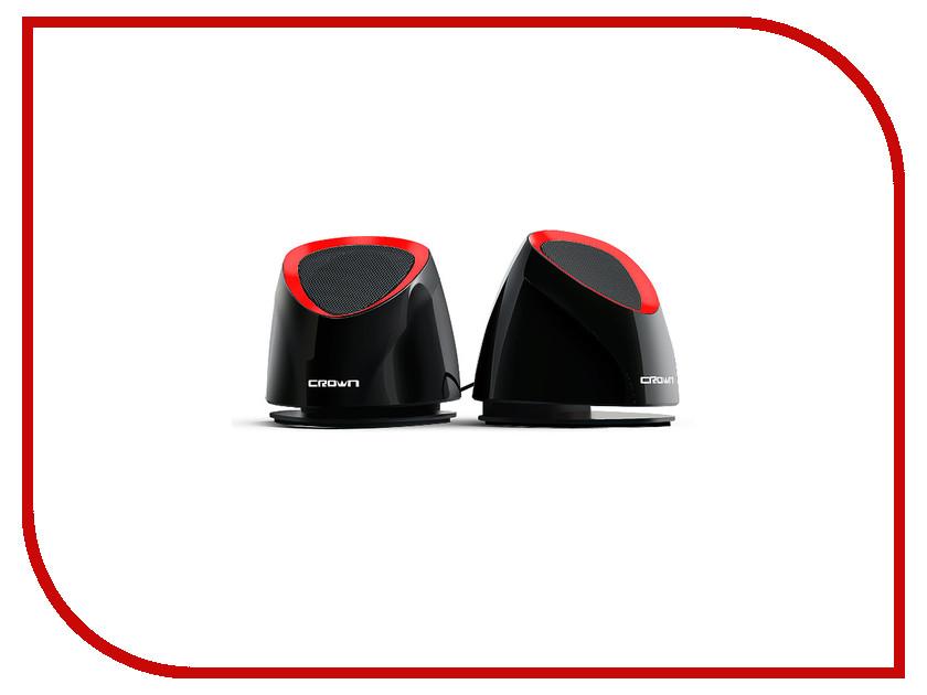 Колонки Crown CMS-279 Black-Red