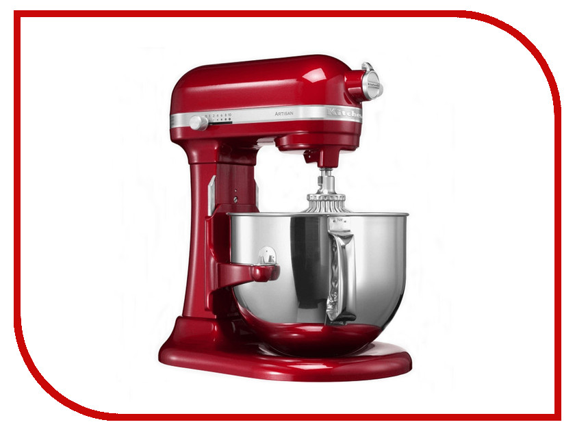 Миксер KitchenAid 5KSM7580XEER Red