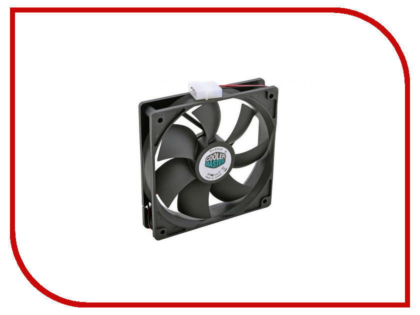 Вентилятор Cooler Master 120mm NCR-12K1-GP