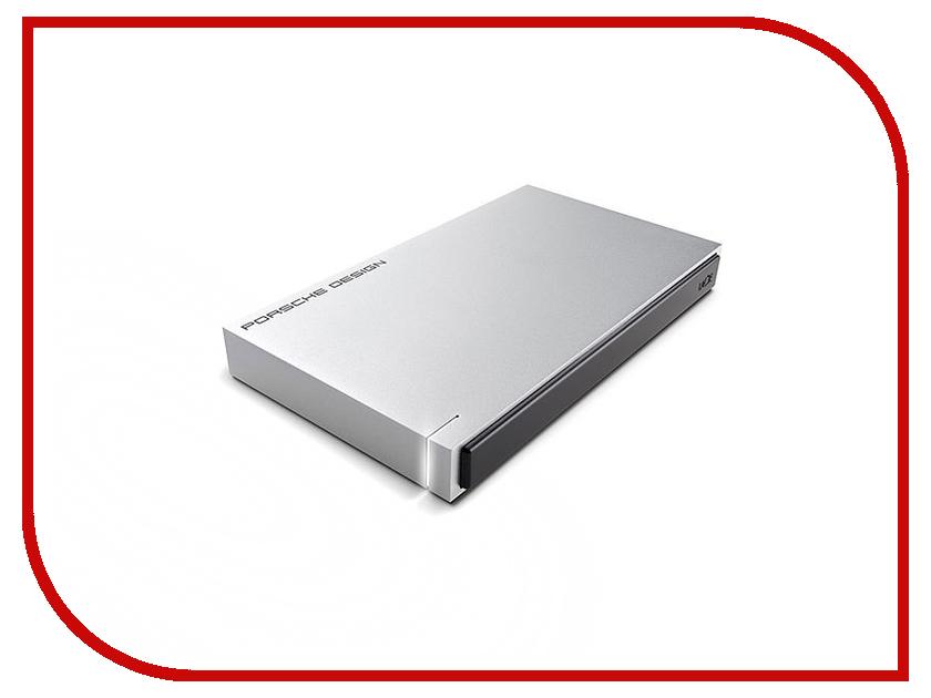 Жесткий диск LaCie Porsche Design Mobile 1Tb STET1000400 внешний жесткий диск 2 5 lacie porsche design mobile drive 2tb stet2000400