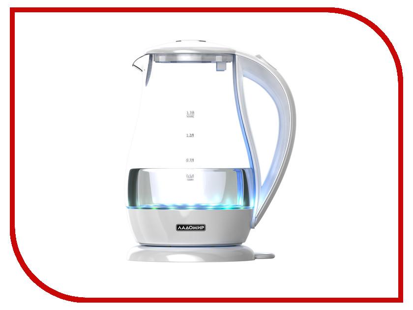 Чайник Ладомир АА106-9 White<br>