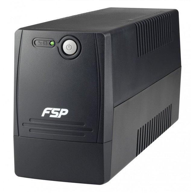 Источник бесперебойного питания FSP DP850 850VA 480W источник бесперебойного питания fsp aga 400 ppf2401701